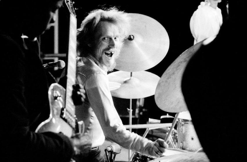 Télérama • Ginger Baker, le batteur fou