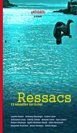 Ressacs. 13 nouvelles sur la mer.