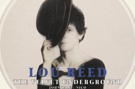 Stan Cuesta • Lou Reed. The Velvet Underground
