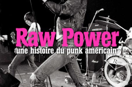 Stan Cuesta • Raw Power. Une histoire du punk américain